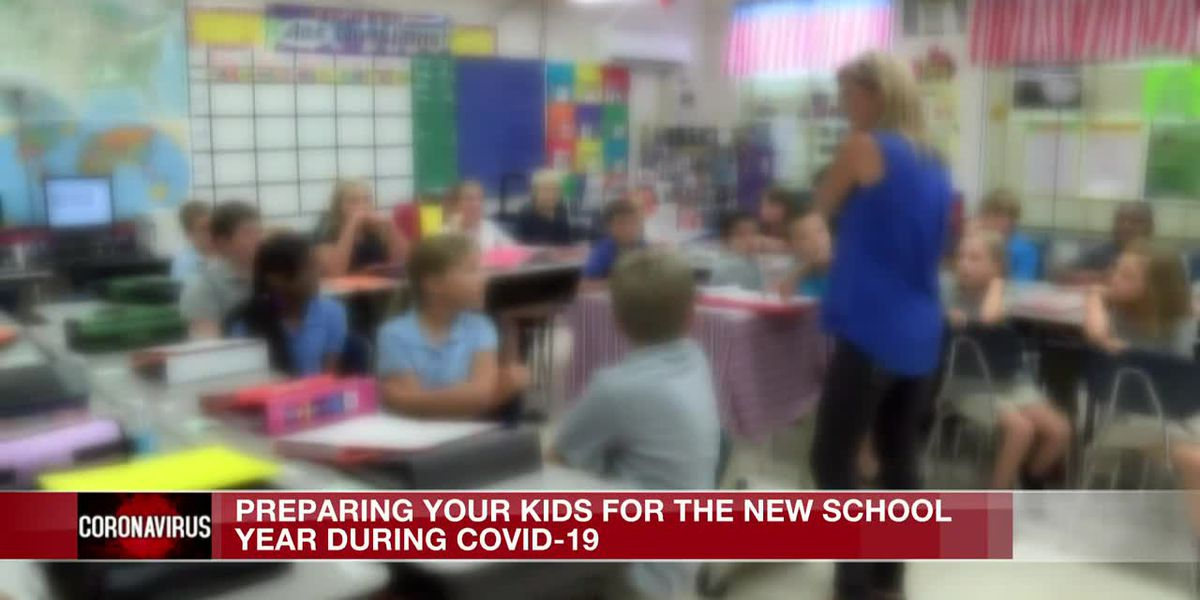 Miss. counselor shares ways to help kids cope with returning to school during a pandemic