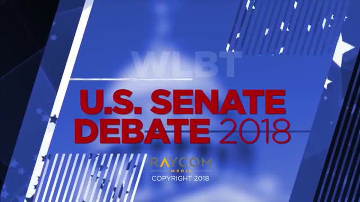 DECISION 2018 | THE RUNOFF: Espy, Hyde-Smith face off in Mississippi U.S. Senate Debate (FULL DEBATE)