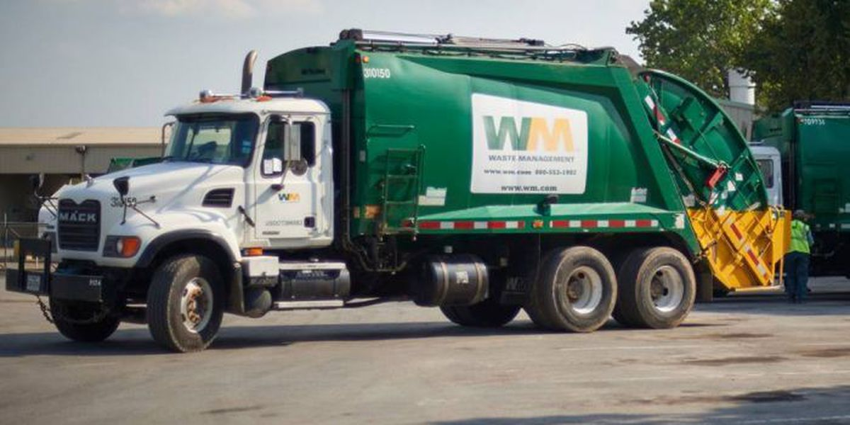 Trash collection service delays expected around metro due to Pearl River flooding