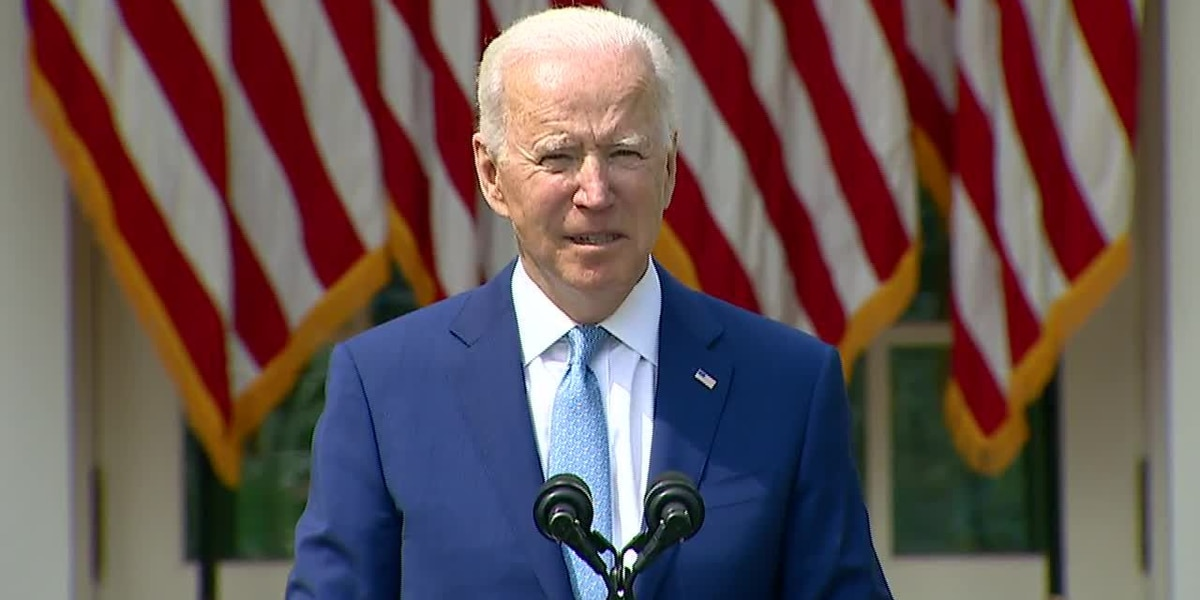 LIVE: President Biden's remarks on Russia sanctions