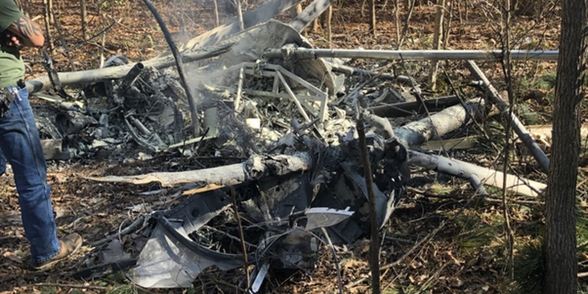 Pilot killed in Jones Co. helicopter crash identified