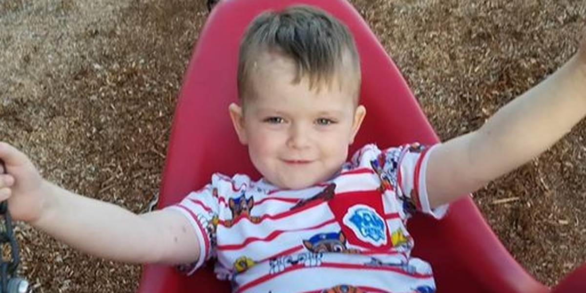 Slidell boy who loved police sirens dies of brain cancer