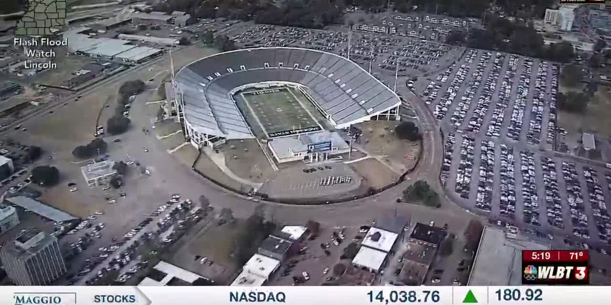 Consider This: Jackson State Stadium