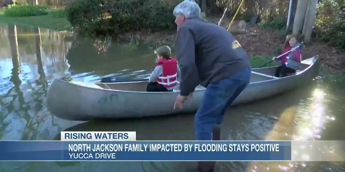 Rising Water: Jackson family impacted by rising Pearl River