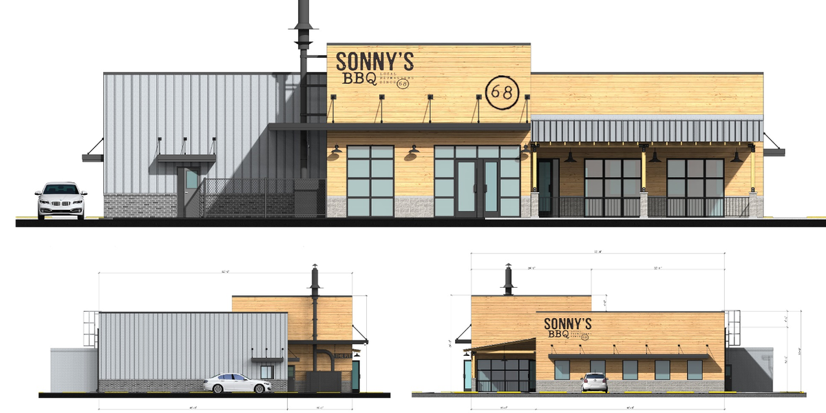 Sonny's BBQ announces new location in Clinton