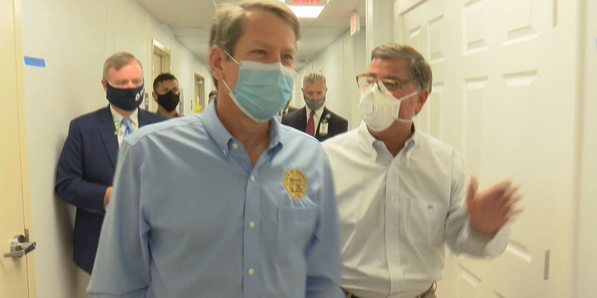 Gov. Kemp extends COVID-19 executive order; bans cities, counties from mandating masks