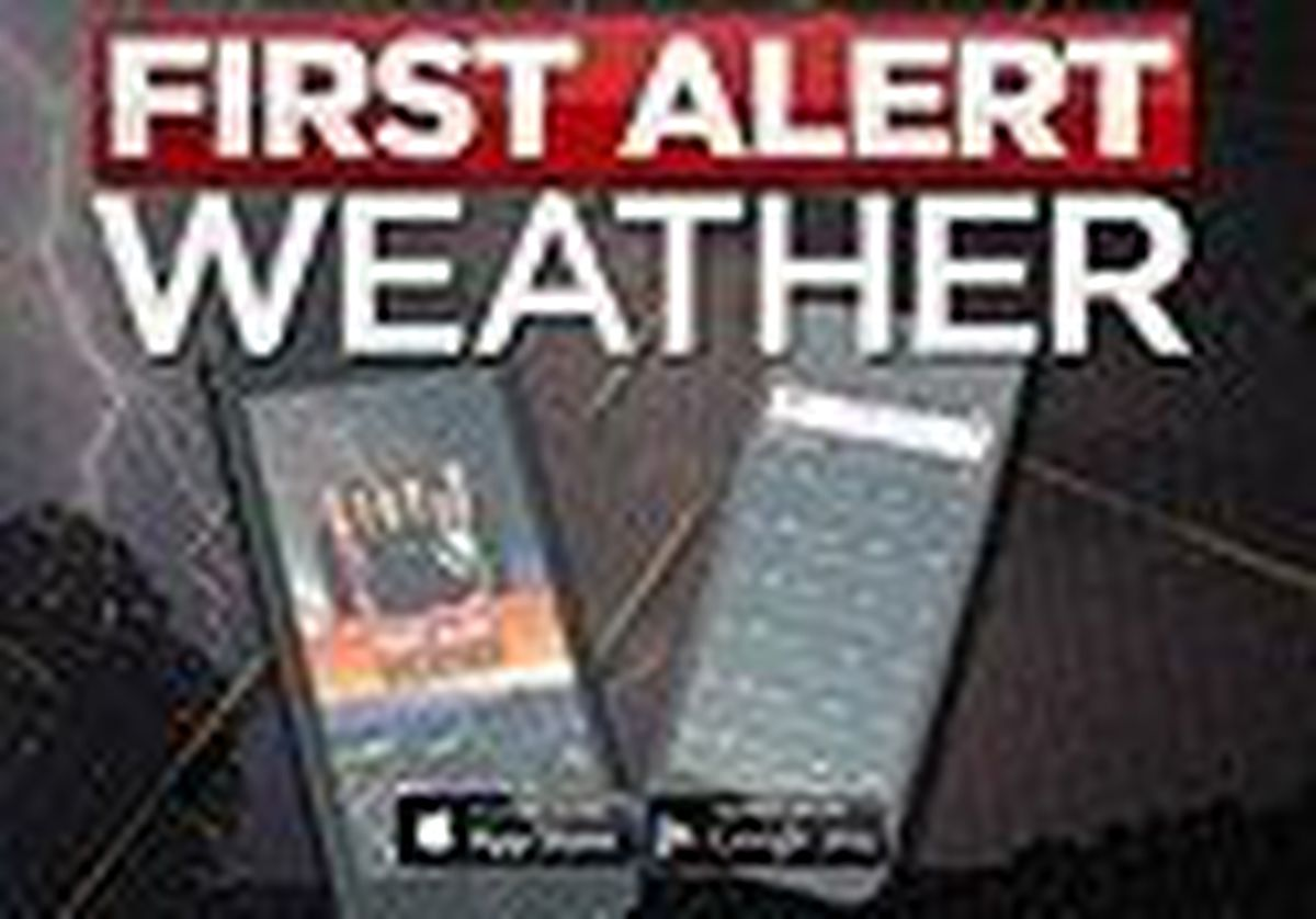 Download the First Alert Weather App