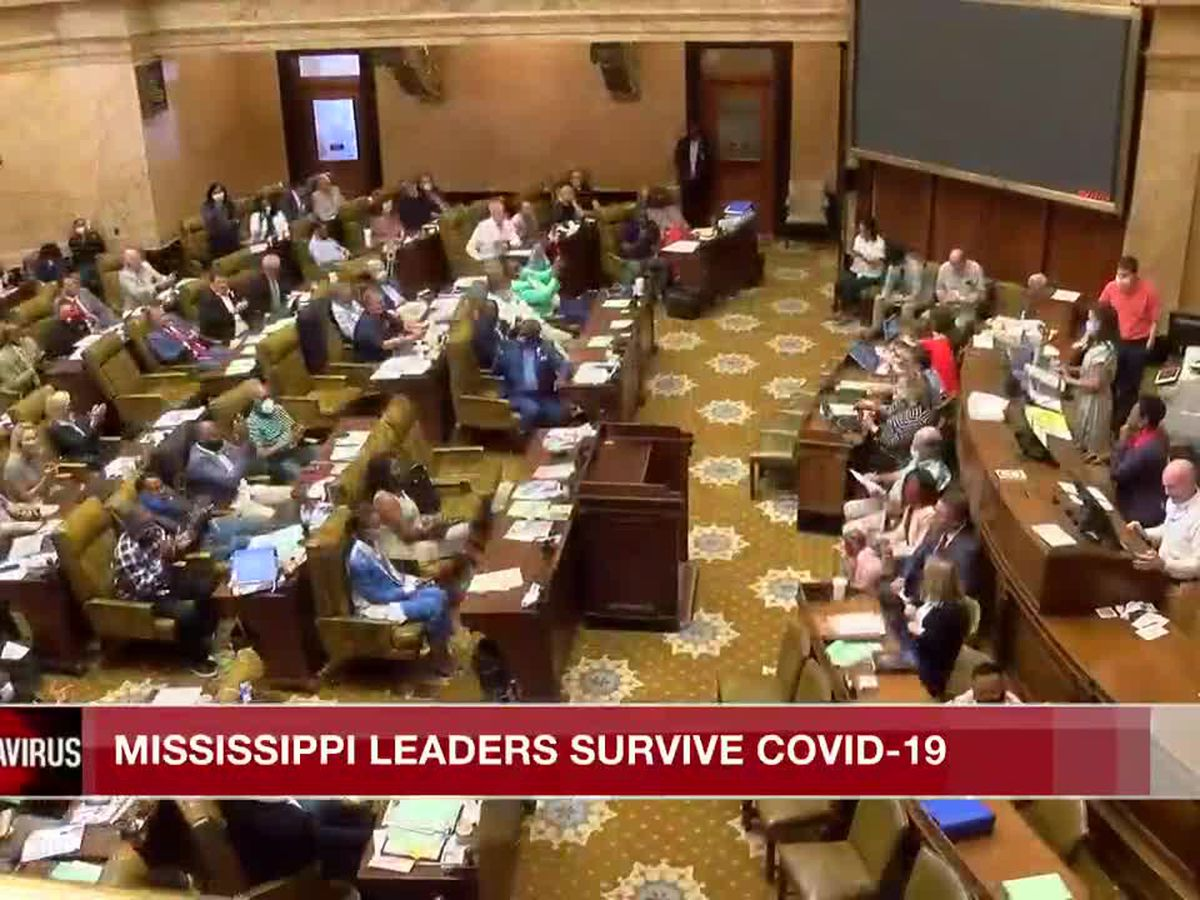 'Take it seriously and do the right things;' State and local leaders warn others after surviving COVID-19