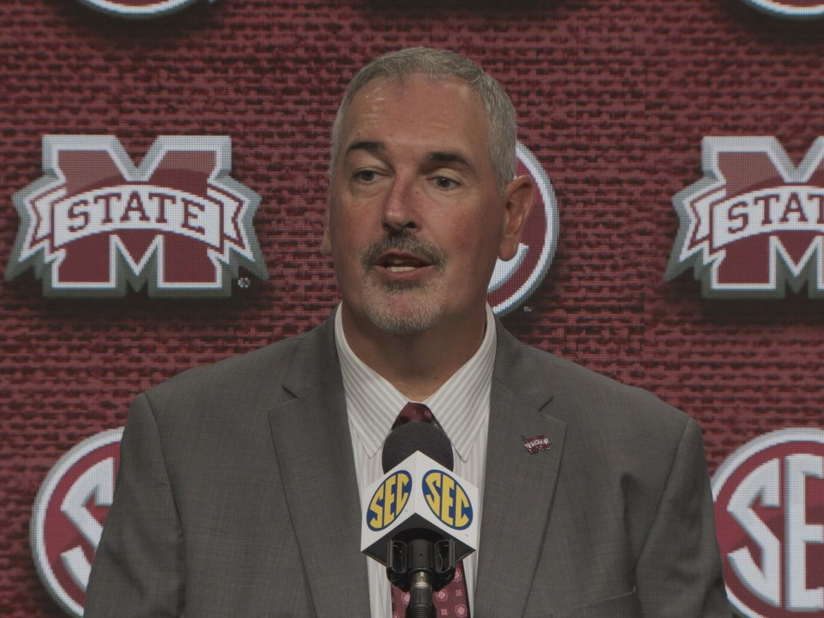 SEC Media Days: Moorhead speaks on the quarterback situation in Starkville