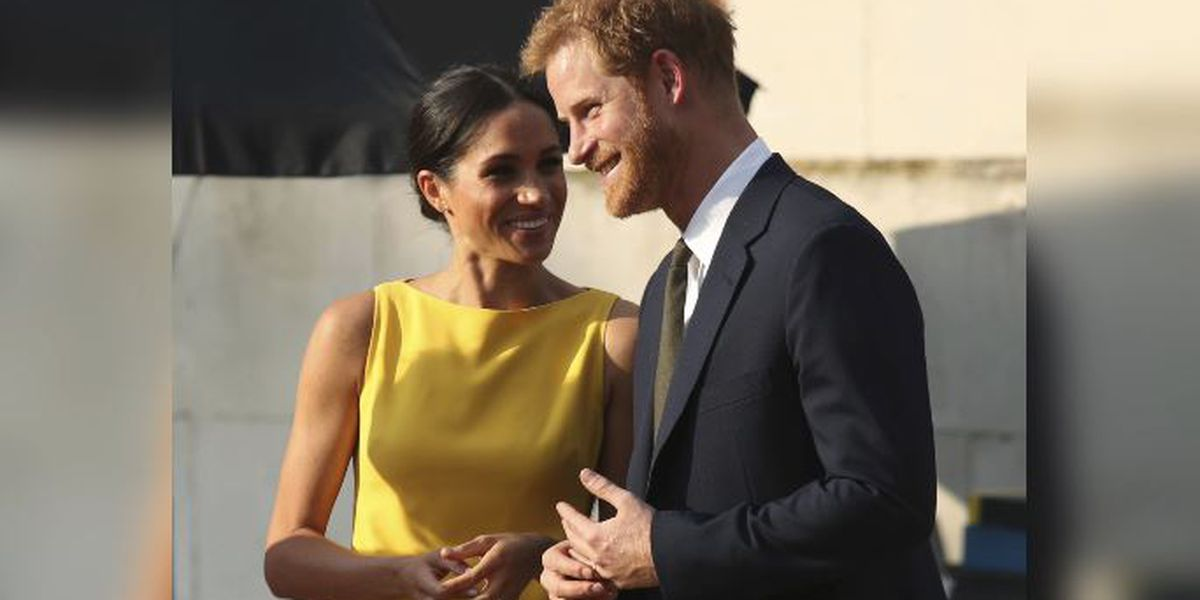 Prince Harry, Meghan expecting child in spring