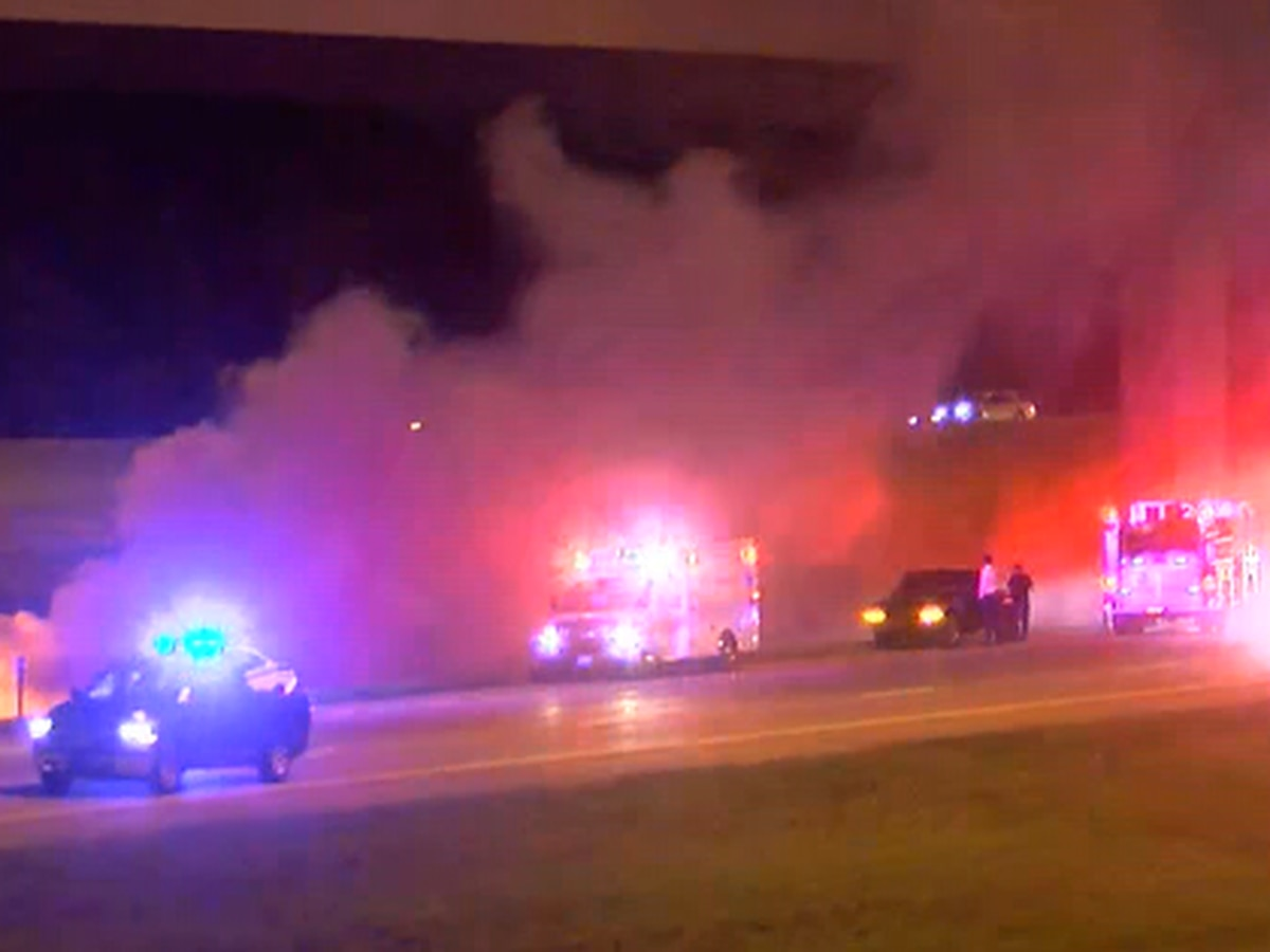Driver killed in fiery crash on I-20 identified