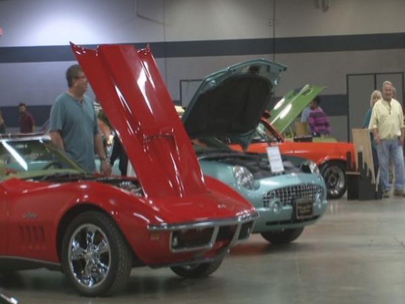 Hot Cars On Display At Jackson Trade Mart Sunday - Car show jackson ms