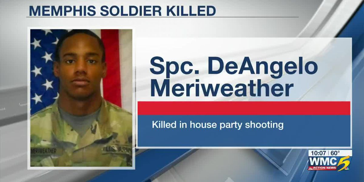Memphis soldier dies in Texas house party shooting