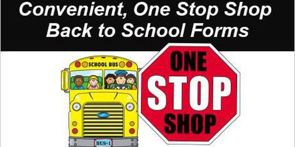 State Health Department sets up program for parents and guardians to get forms for back to school