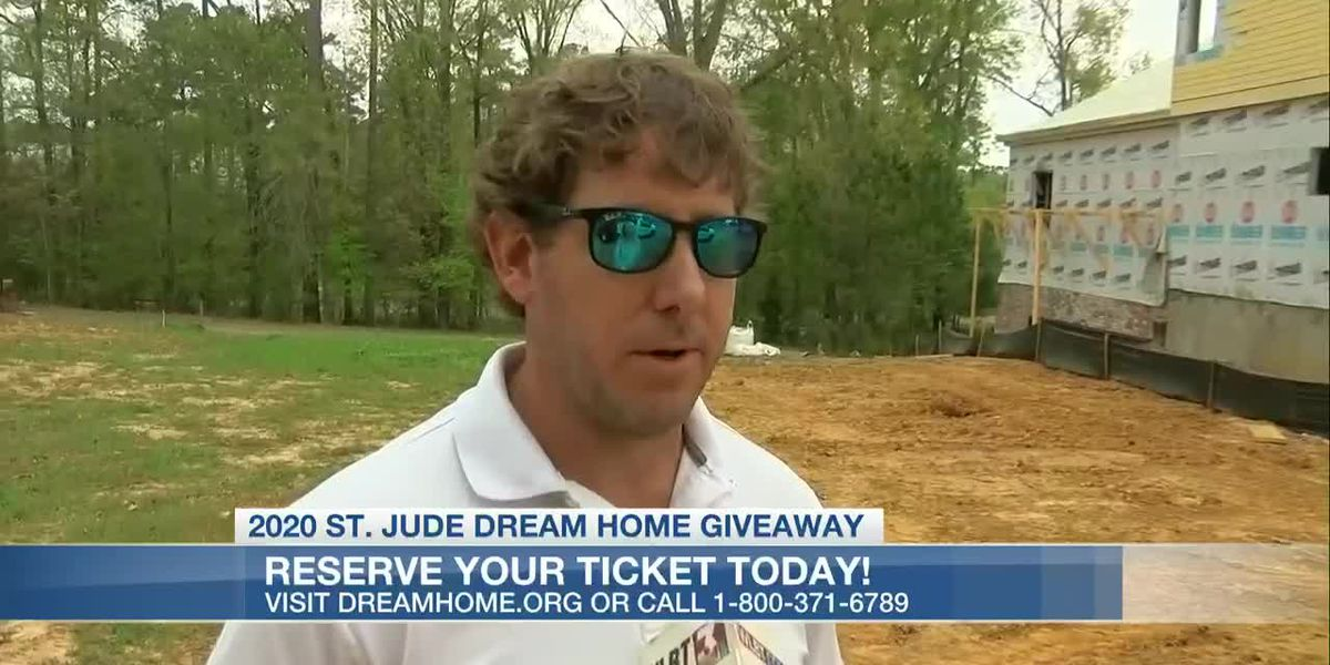 Reserve your tickets now - 2020 St. Jude Dream Home