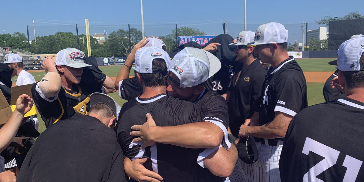 Southern Miss wins C-USA title with 4-0 victory over FAU