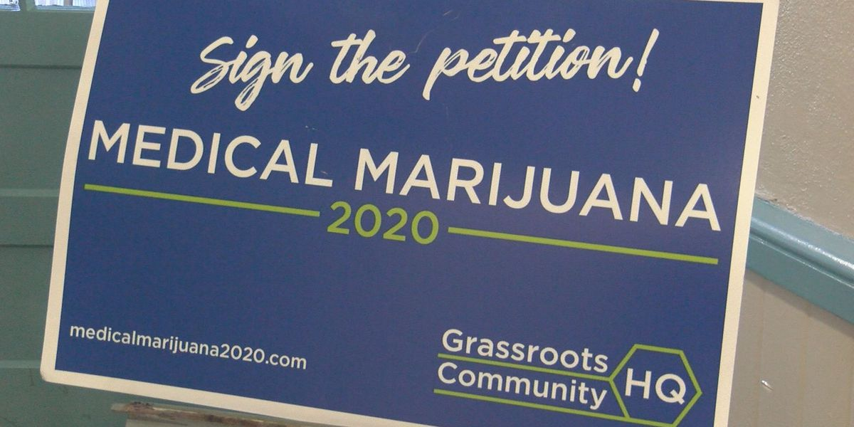 Medical marijuana will be on Mississippi's November ballot