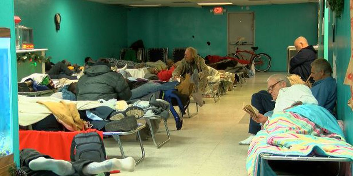Stewpot opening Opportunity Center for overnight refuge from the cold