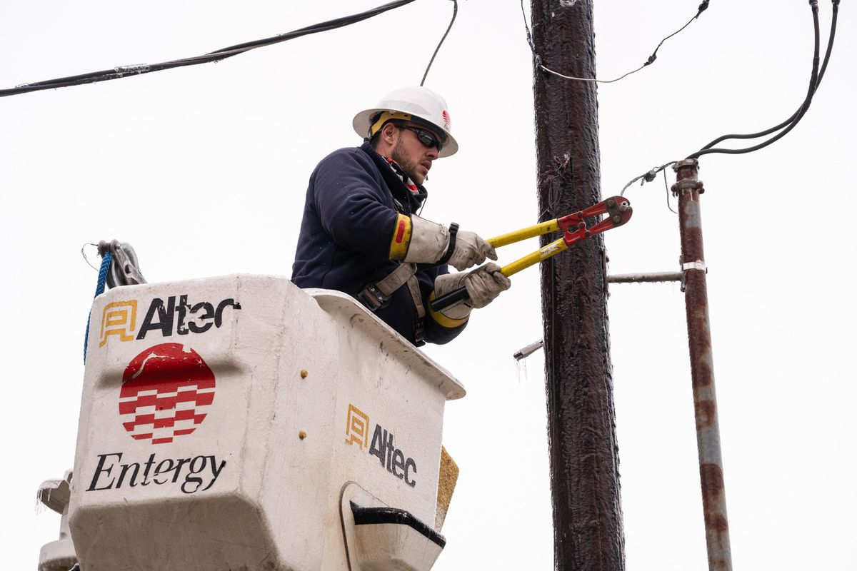 Entergy: Rumors of planned power outages around midnight not true - WLBT