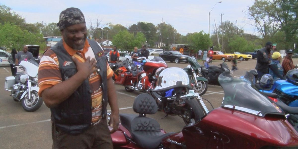 Local church hosts the Blessing of the Bikes