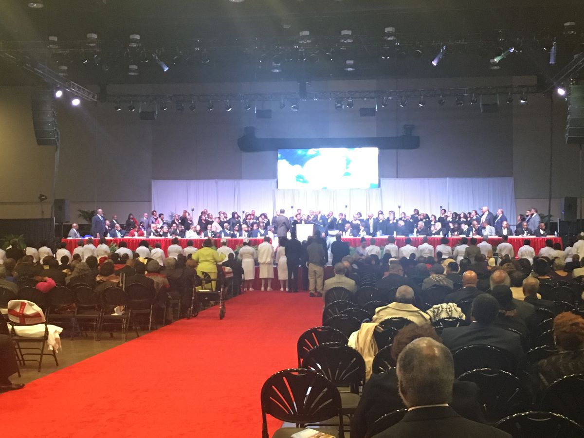 National Baptist Convention USA launches campaign to start federal credit union