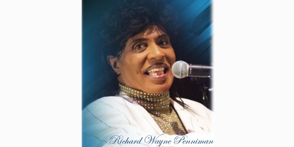 Rock and roll legend Little Richard remembered, laid to rest Wednesday in Huntsville