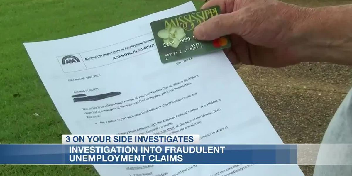 Fraudulent unemployment claims scam hits the state