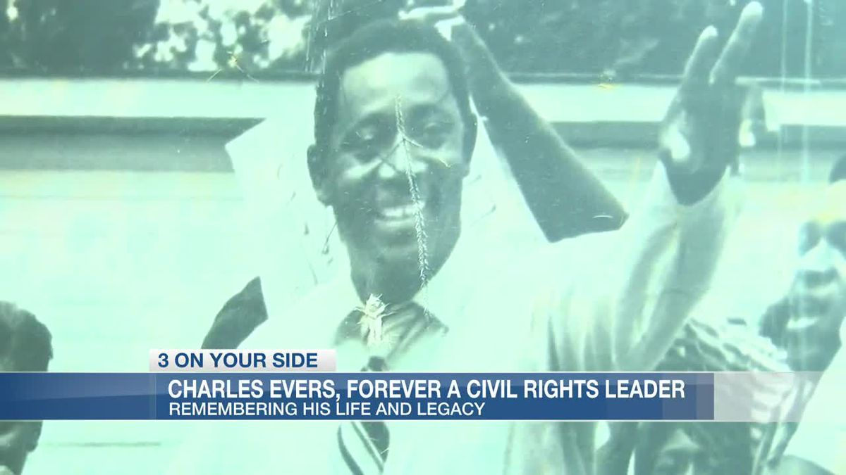 Civil Rights leader Charles Evers remembered as outspoken and unforgettable during Celebration of Life