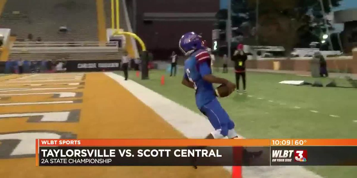 VIDEO: Scott Central defeats Taylorsville for 2A state title