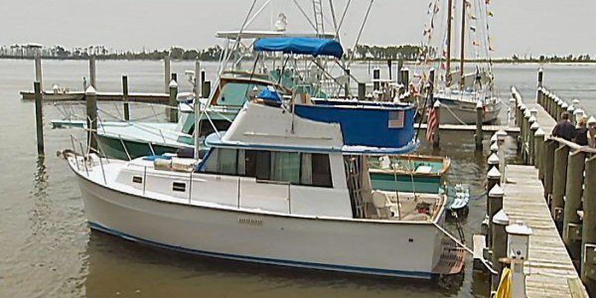 Gulfport issues mandatory marina evacuation along with Biloxi, Long Beach