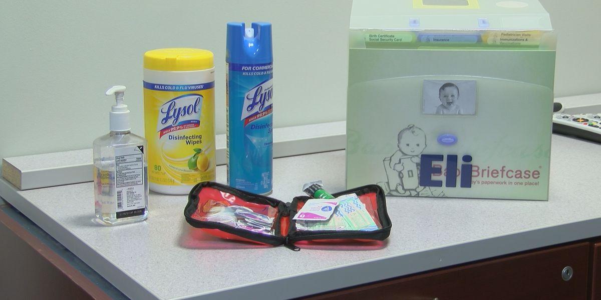 MEMA suggests creating emergency supply kit ahead of a potential coronavirus outbreak in Miss.