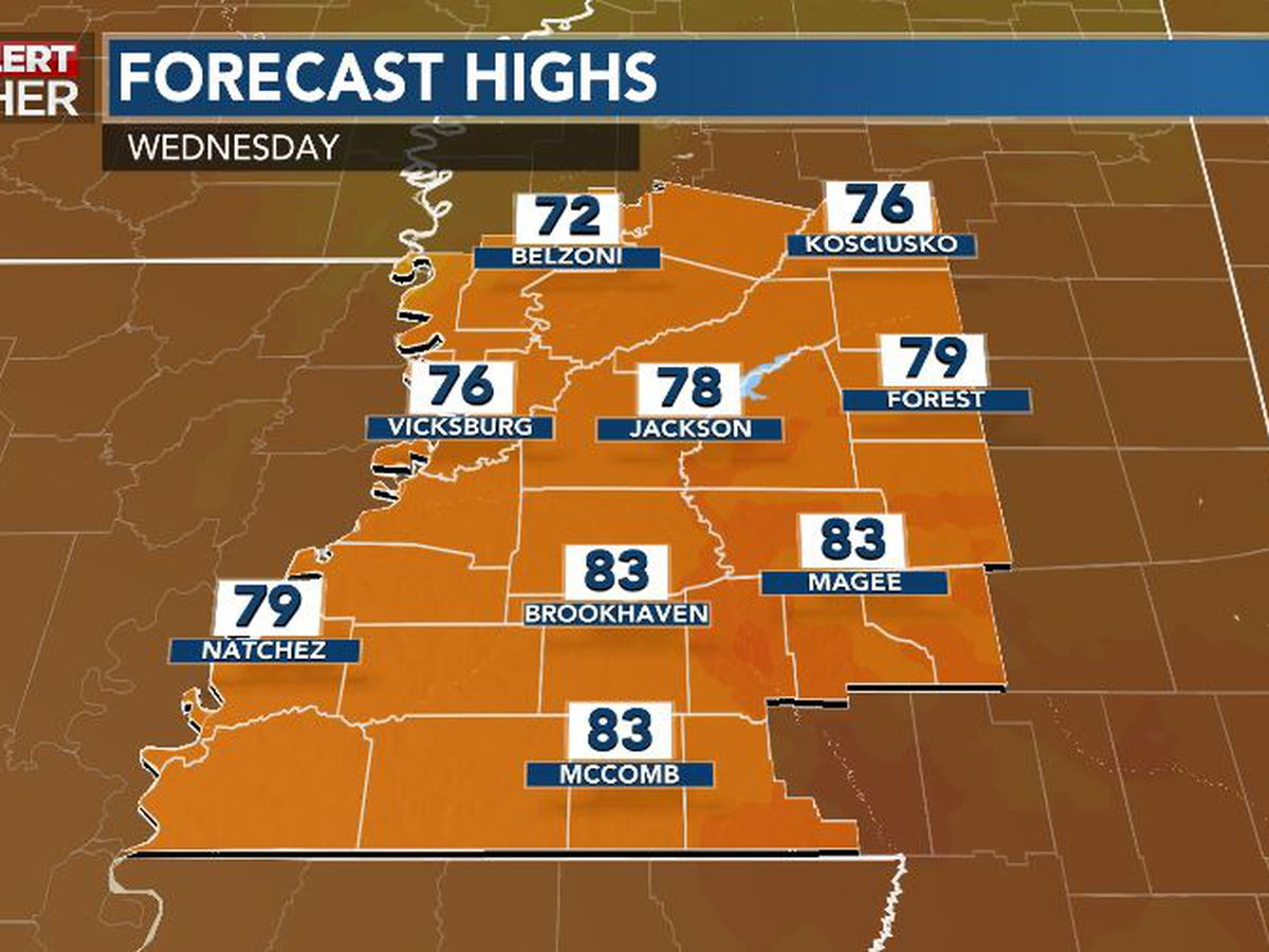 First Alert Forecast: Warming up!