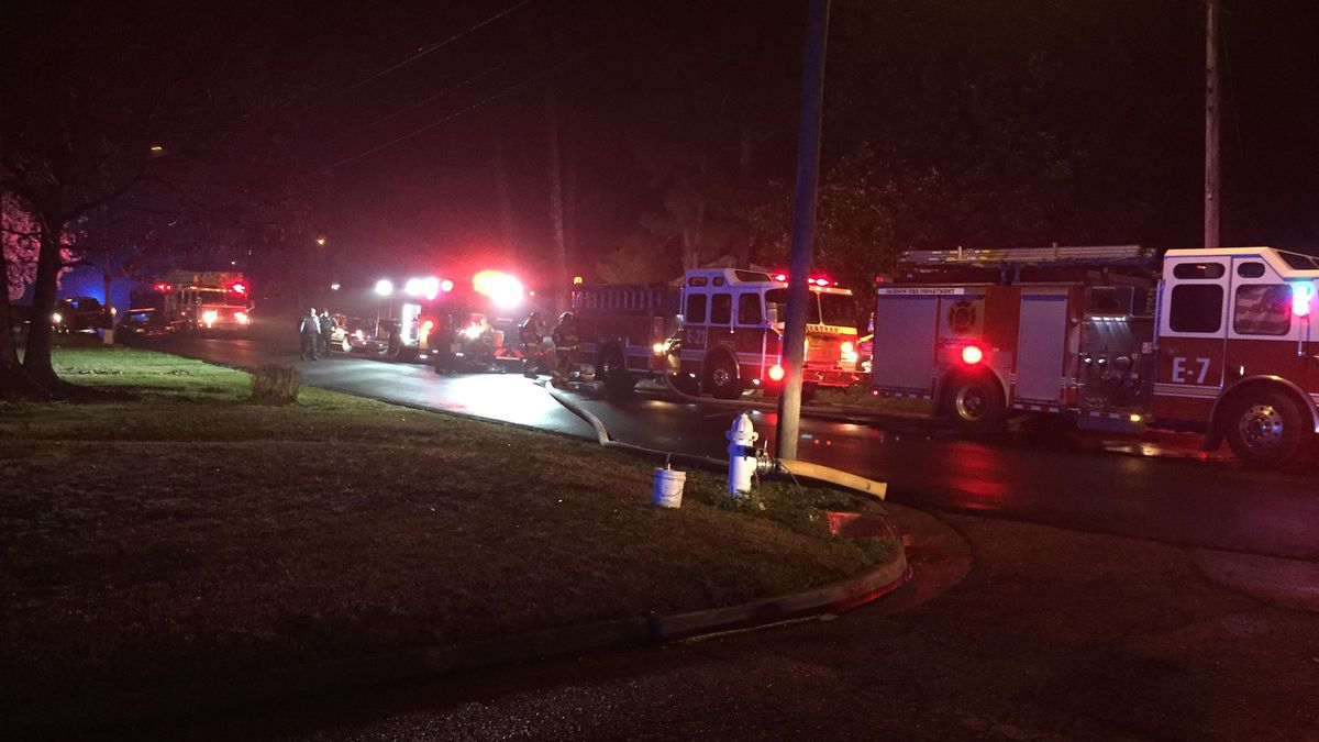 Man killed in north Jackson house fire