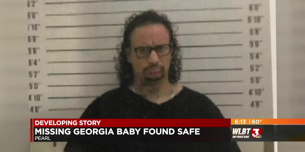 Father in custody after baby abducted from Georgia found at Pearl hotel