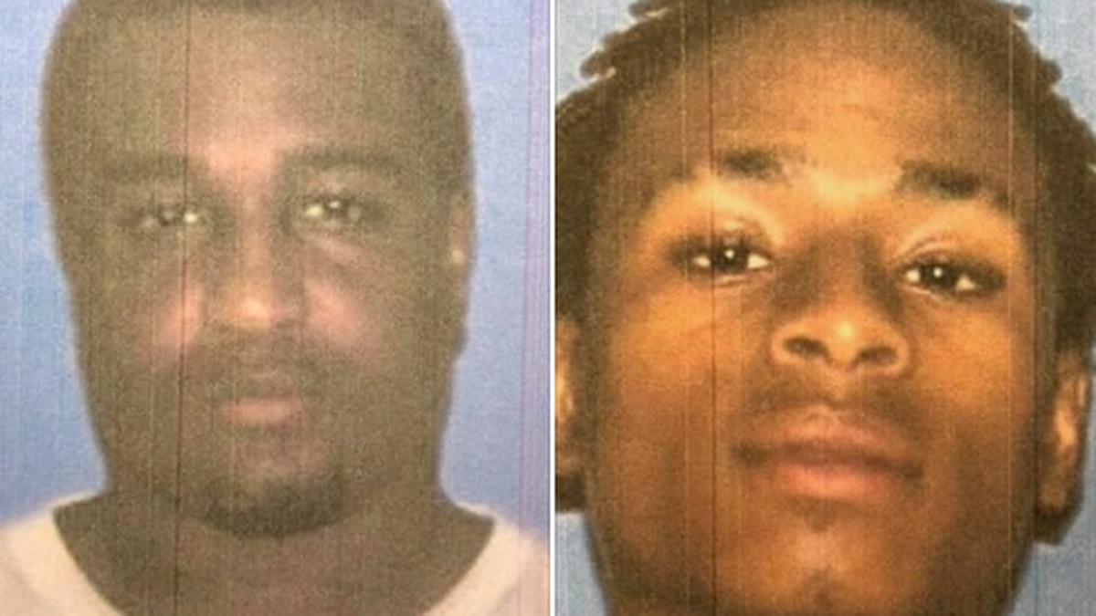 Two wanted in Brookhaven for house burglary, aggravated assault