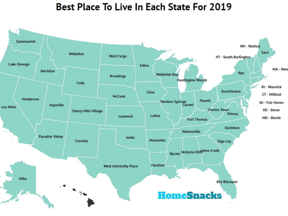 Study names Byram best place to live in Mississippi