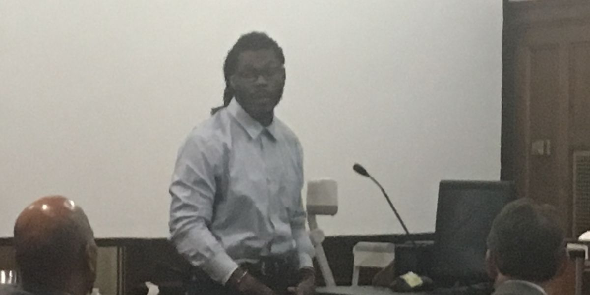 'We will never see our daughter again' Family of victim speaks at trial after Zebulum James sentenced to life for 2015 shooting spree