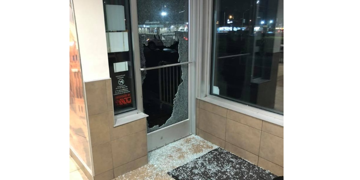 Thieves get away with change from donation box after breaking into Jackson McDonalds