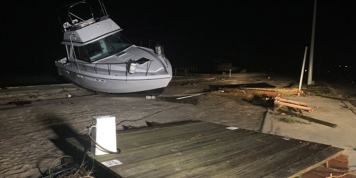MEMA reports one fatality, multiple injuries from Hurricane Zeta