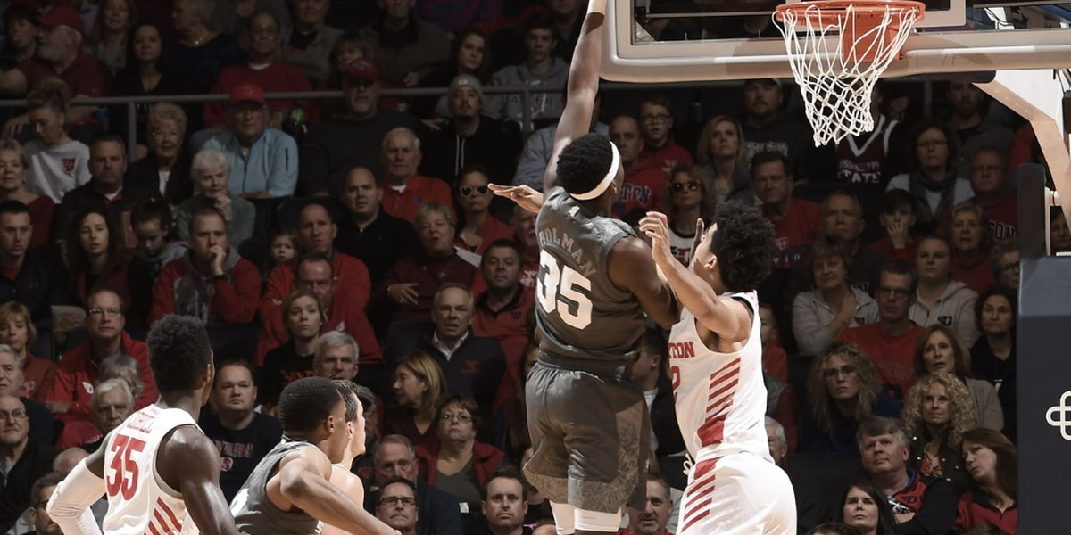 No. 25 Mississippi State rallies for 65-58 win over Dayton