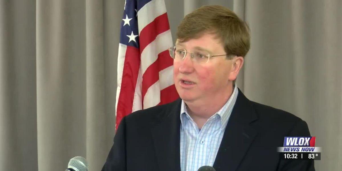 Gov. Reeves, FEMA/MEMA leaders discuss 2020 hurricane season