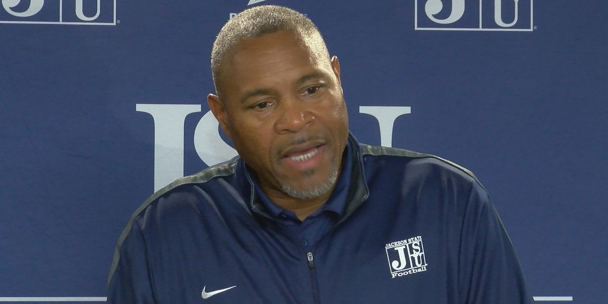 Head coach John Hendrick done at Jackson State