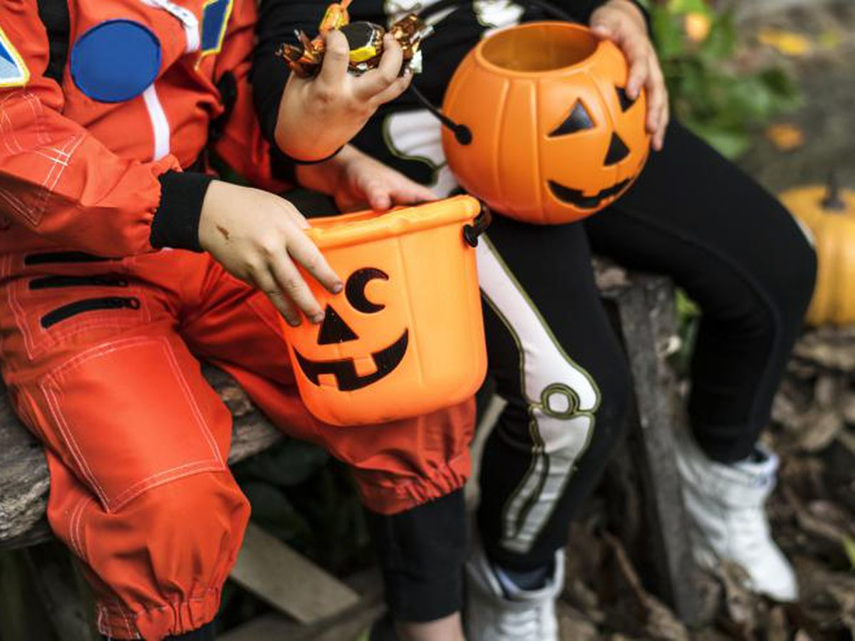 Law enforcement teaches us the do's and don'ts of trick-or-treating