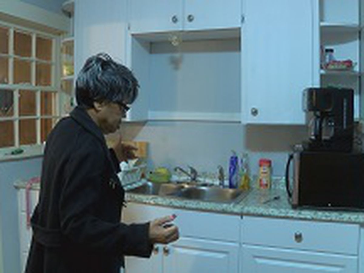 Jackson veteran chosen among 1,000 applicants to receive free home repairs
