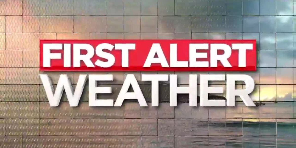 First Alert Forecast: late August heat, humidity and storm chance continues