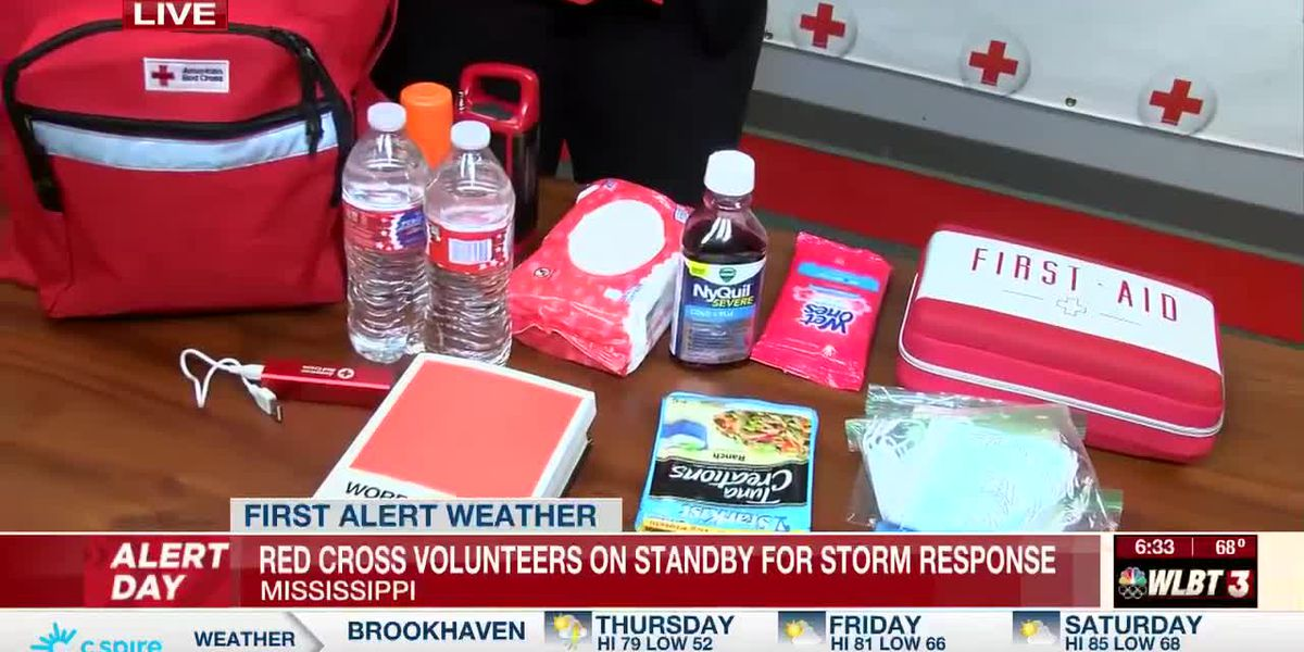 WATCH: What you should have in your weather kit