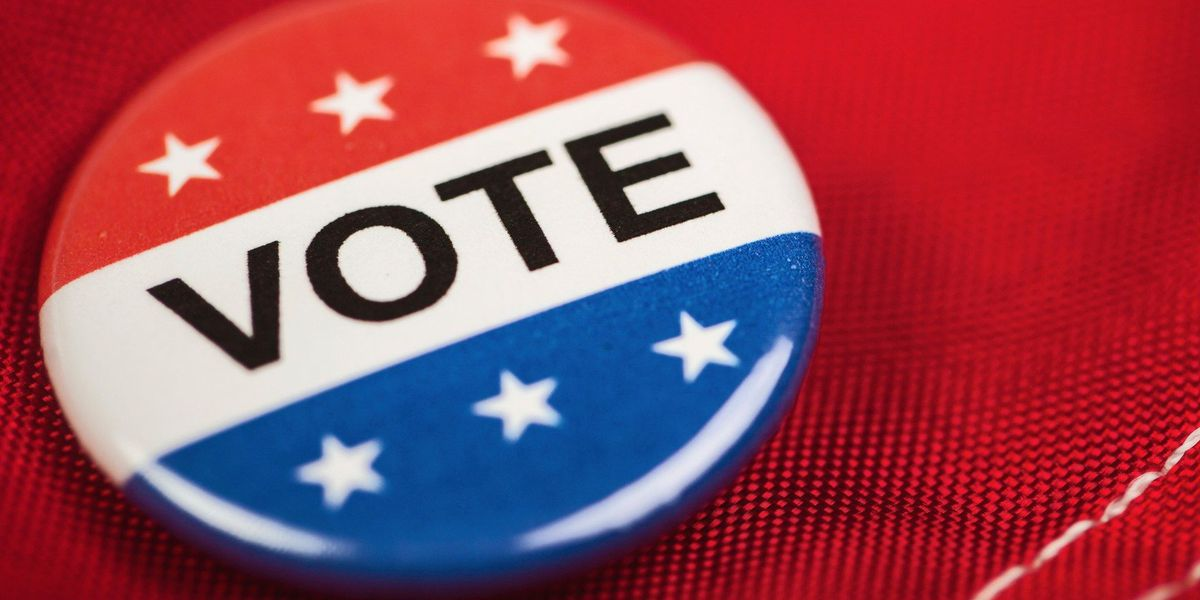 General election day reminders and contact information