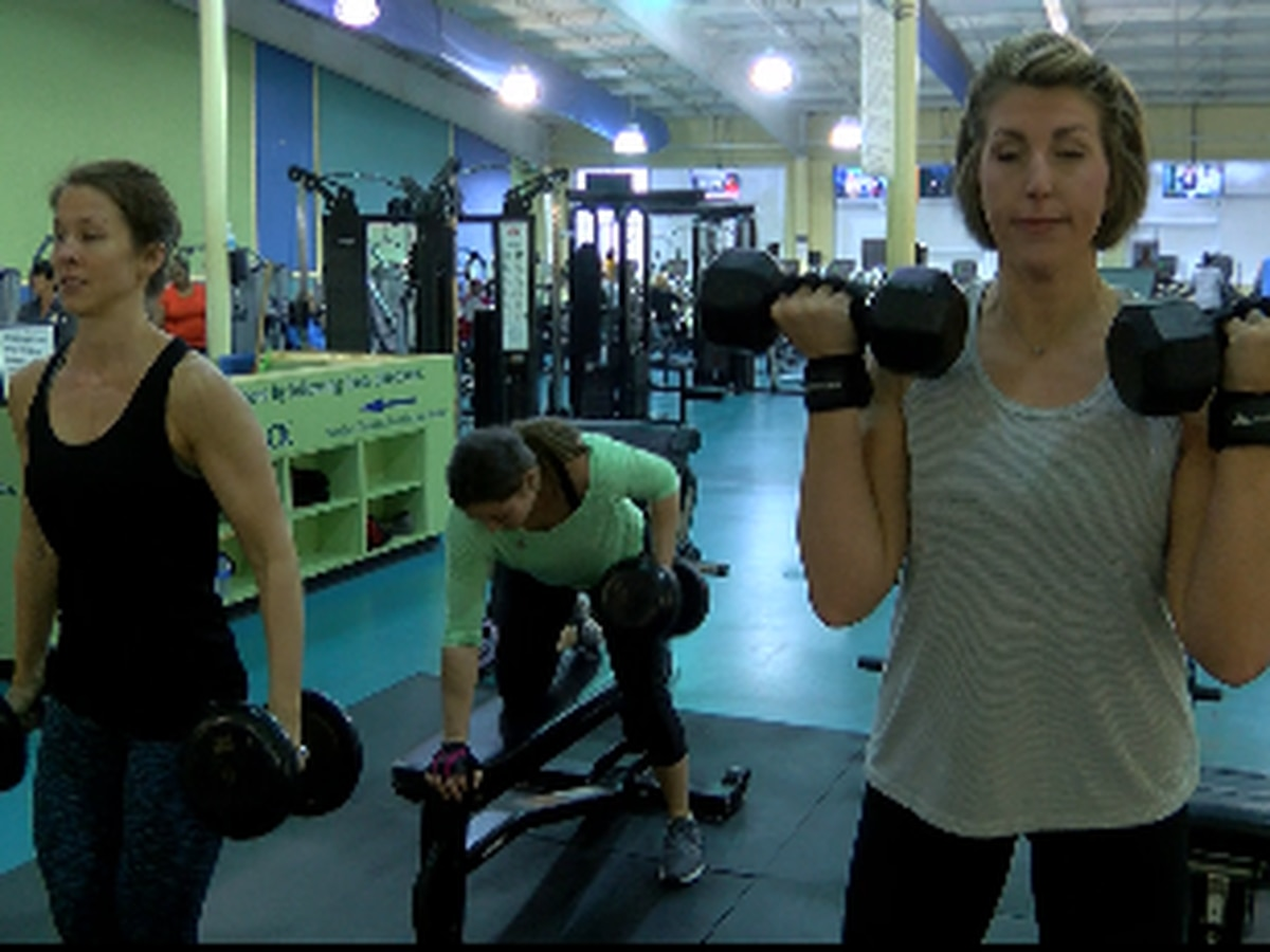 'New Year, New Me'; CEO of YMCA gives tips on staying in shape for 2019