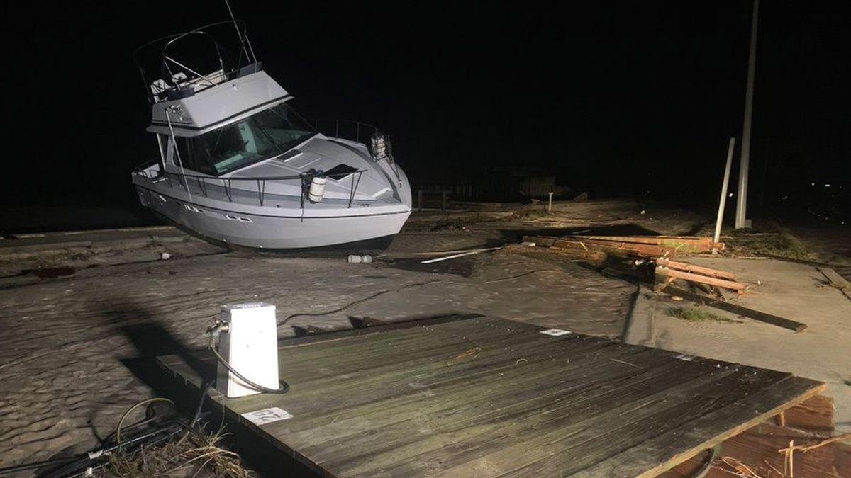 MEMA reports one fatality, multiple injuries from Hurricane Zeta