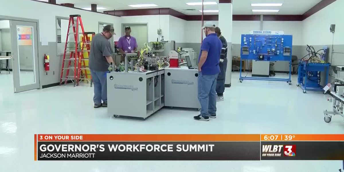Governor's workforce summit